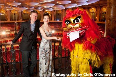 Lion Dance Performers London