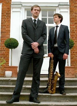 Saxophone Jazz Duo
