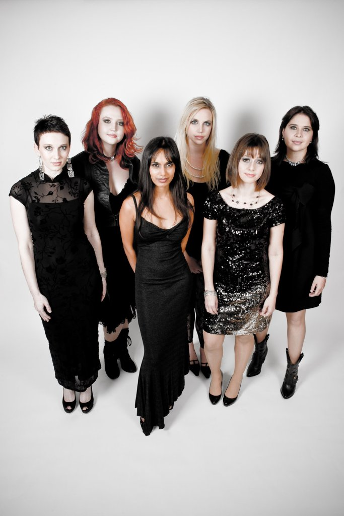 All Ladies London Jazz Band