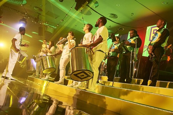 Live Samba Performers For Hire