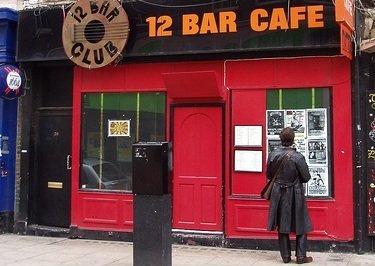 12 Bar Club - Convent Garden