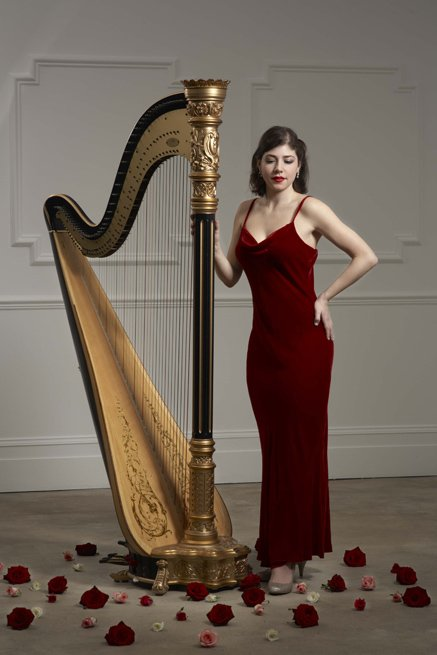 Book a Harp Player for Your Wedding