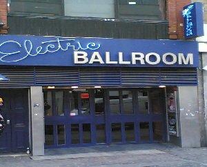 Electric Ballroom - Camden Town