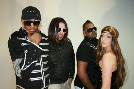 Black Eyed Peas Tribute