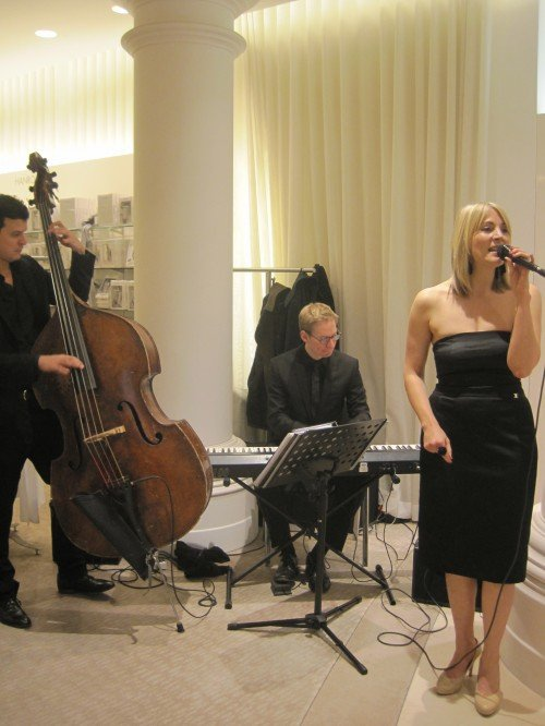 Jazz Trio with Female Singer
