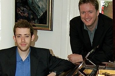 Blue & Green Jazz Duo