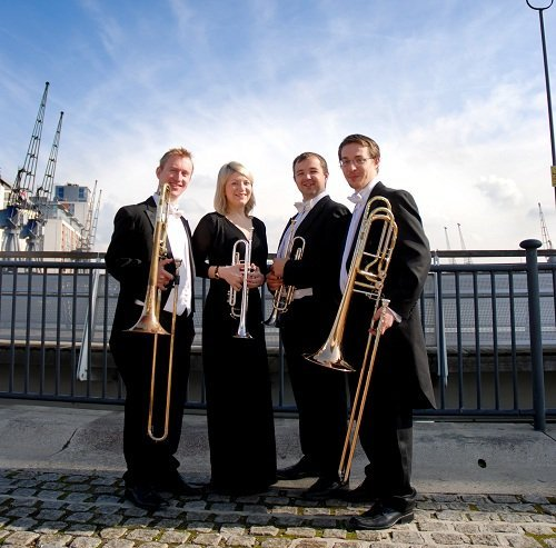 The Brass Quartet - Wedding Brass Band
