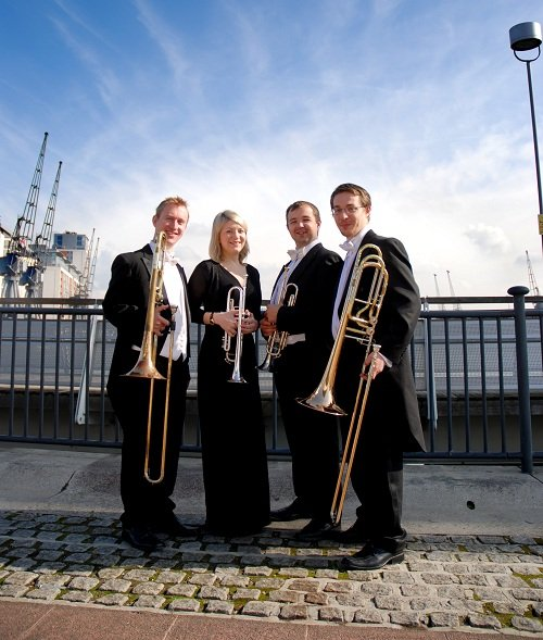 brass-quartet-band