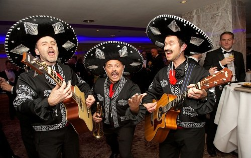 The Mexican Mariachi Show Band