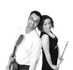 Latin Flute And Guitar Duo
