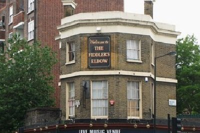 The Fiddler's Elbow - Live Music Venue