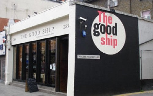 The Good Ship - Live Music Venue