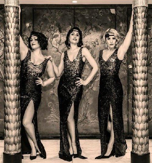 1920's Vocal Harmony Trio In London