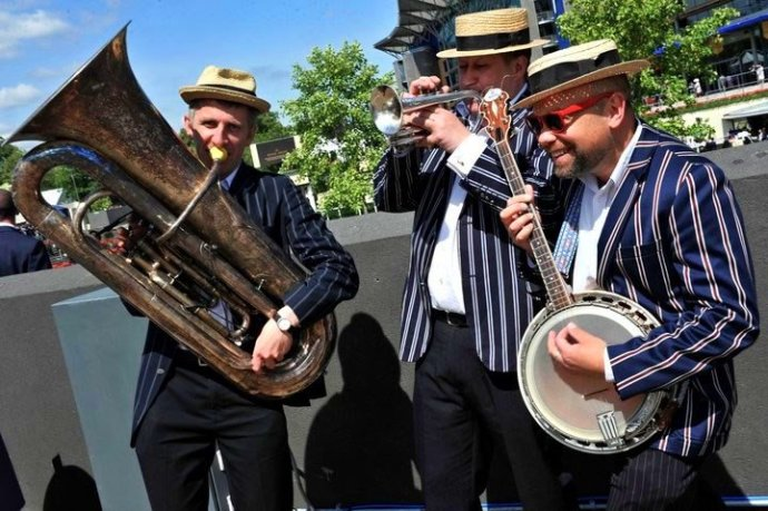 Sunshines - New Orleans Dixieland Band