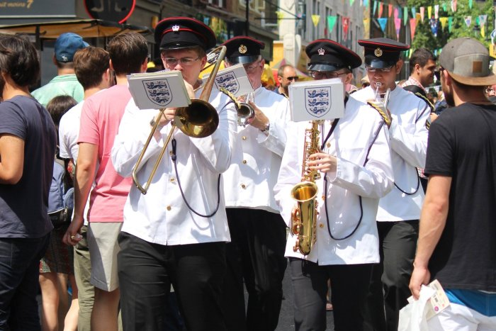 Marching-Bands-London