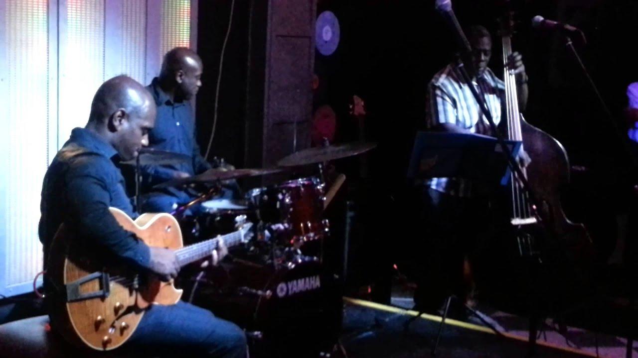 EH Trio - Fully Black Jazz Band in UK