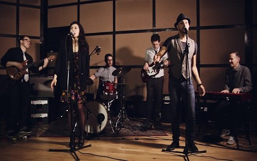 The Spin Acoustic's Band