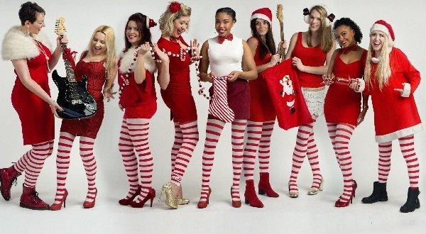 Soul City Christmas Band Line Up