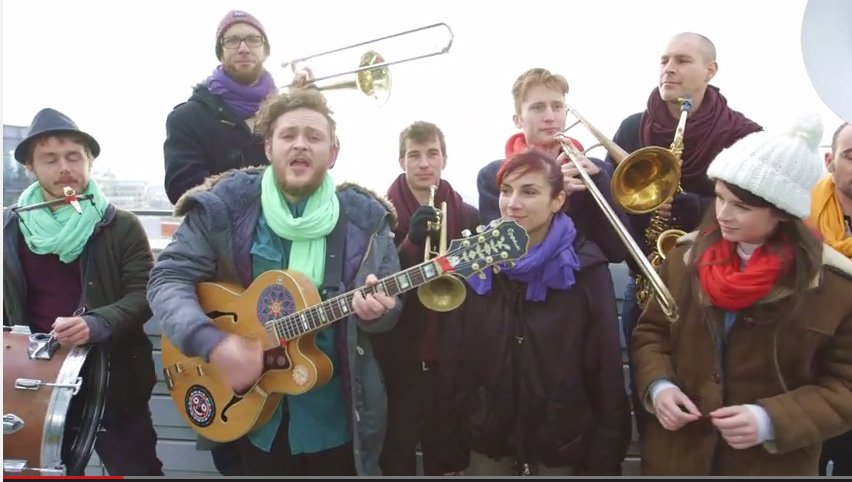 Busking-Bands-London