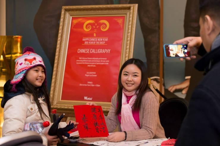 Chinese Calligraphers
