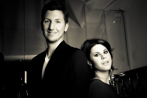 jazz duo for parties and receptions
