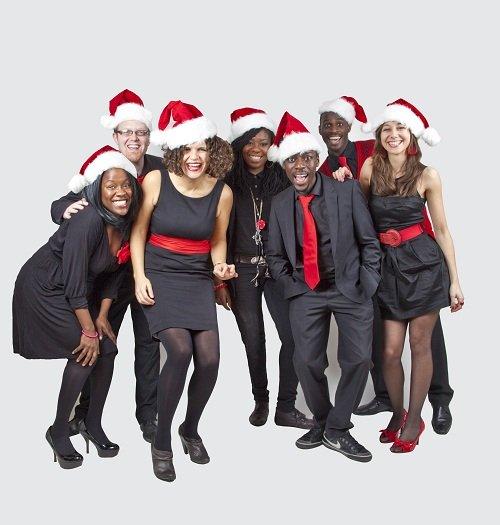 Gospel Choir For Christmas Events