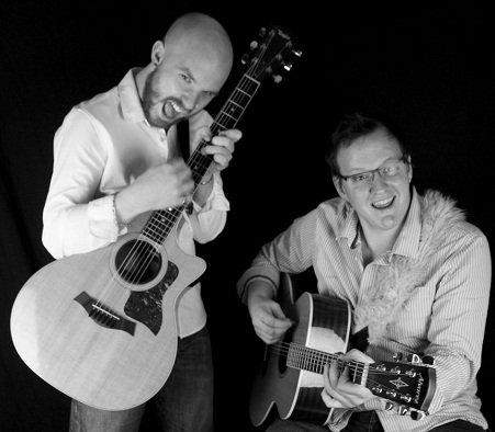 Acoustic Duo For Weddings & Parties in London