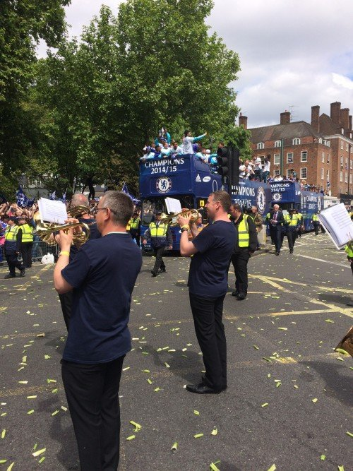 Brass Band - Victory Parade