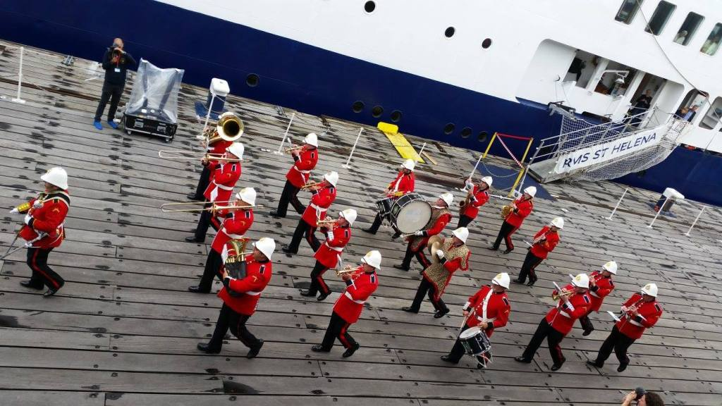 London Military Marching Brass Band - St Helena Farewell