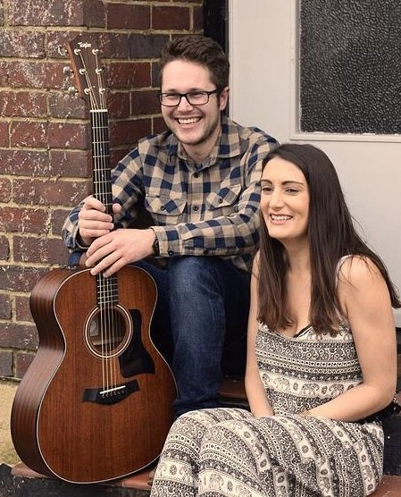 Hire An Acoustic Duo For Parties, Functions, Events & Receptions in London