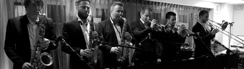 10 Piece Swing Or Jazz Band For Hire