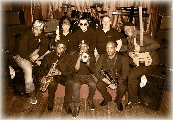 Hire UB4D Tribute Band