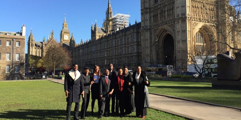 Gospel Choir in London