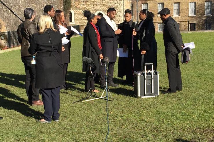 Gospel-Choir-Jerusal-National-Anthem