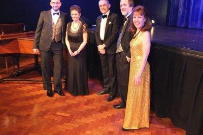The Quartet Vocals Ensemble