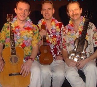 The Hula Birds Hawaiian Ensemble