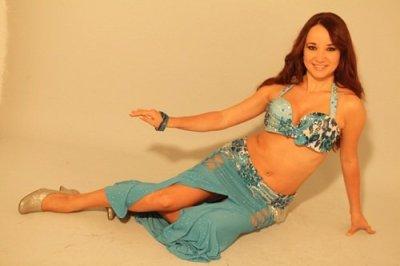 Desiree - London Belly Dancer