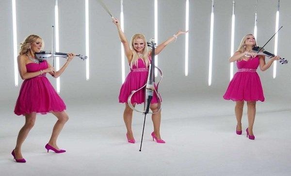 The Silk Strings - Electric String Trio In London