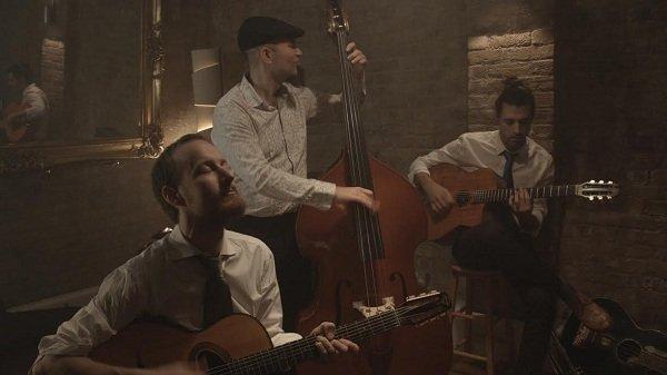 The Alexis Gypsy Jazz Ensemble