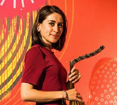 Female Oud Musician In London