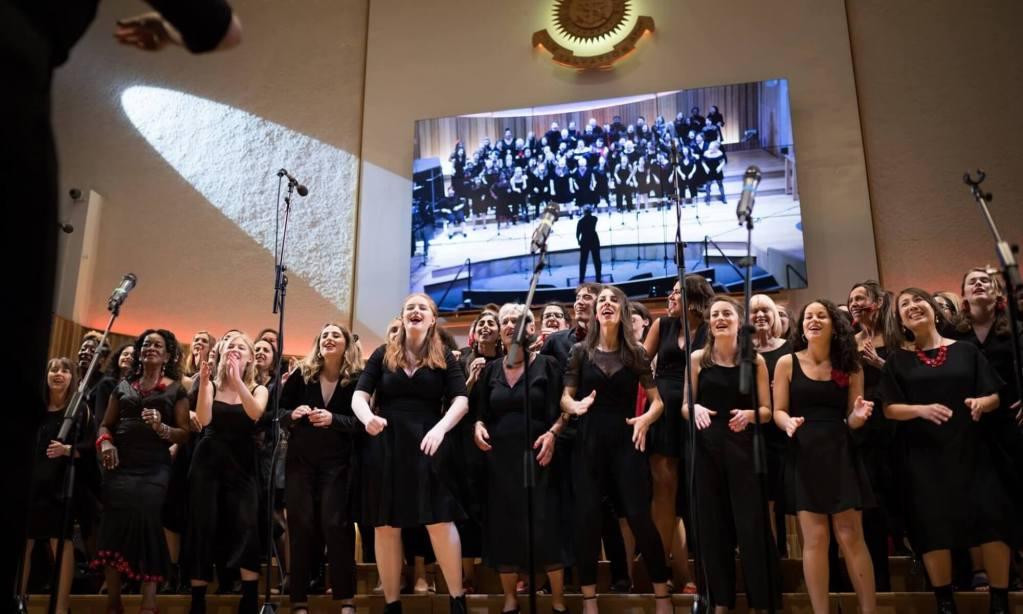Gospel Choir Hire in London