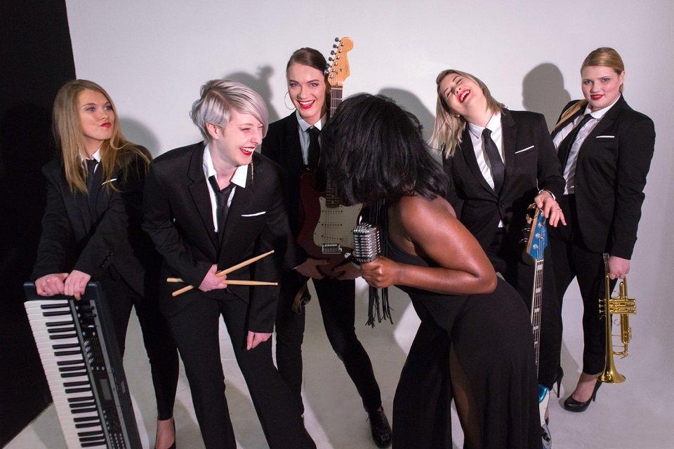 All Girl Function Band