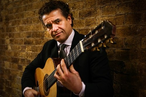 Book A Solo Classical Brazilian Musician In London - Music for London