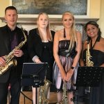 The London Montage Saxophone Quartet