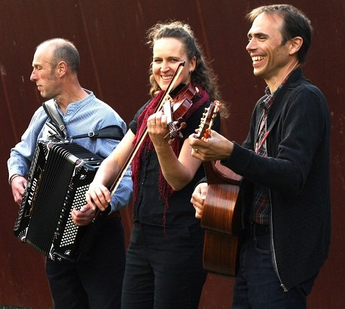The Sweets of May Ceilidh Band