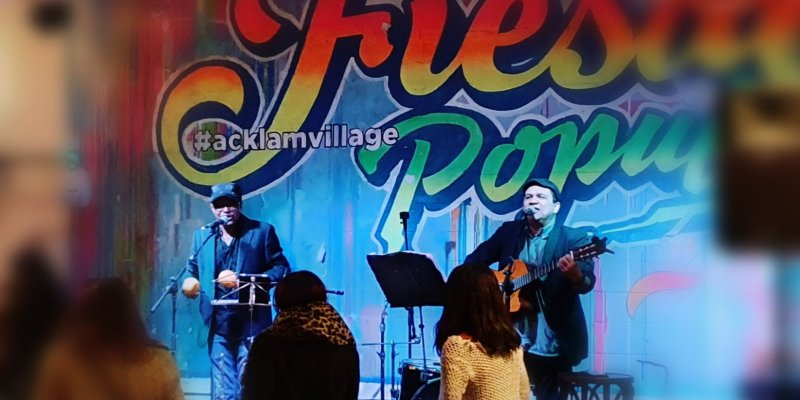 Live Latin Pop Party Band