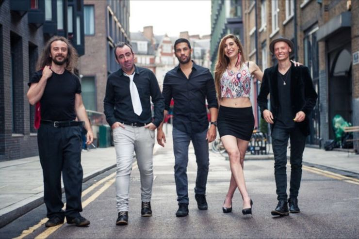 Book A 5 Piece Party Band in London For Events - Music for London