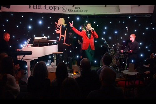 Book Adrien and The Alchemists - 4 Piece Cabaret Act - Music for London