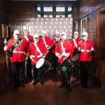 Military Drumline Band