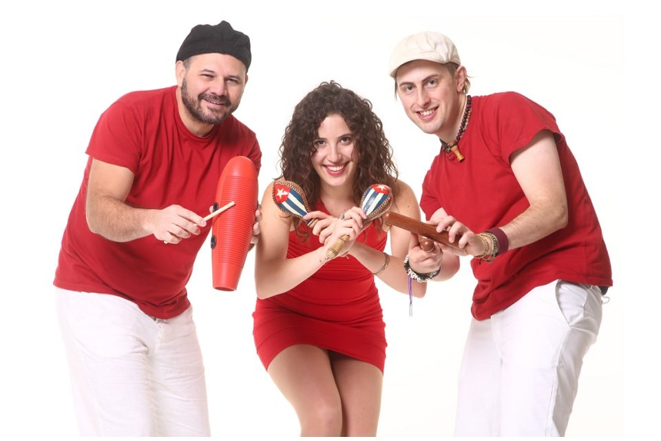 Book a Small Latin Band with Female Singer.